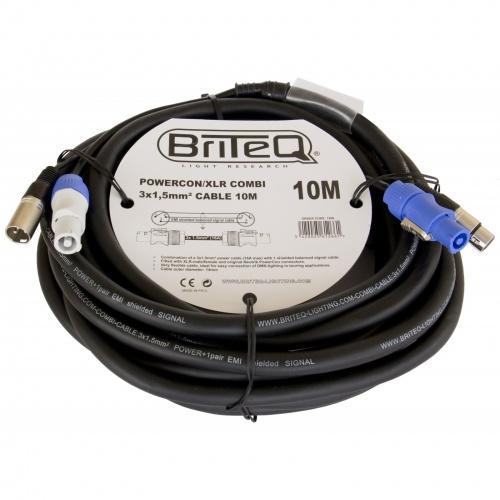 Kabels stroom/dmx/signaal