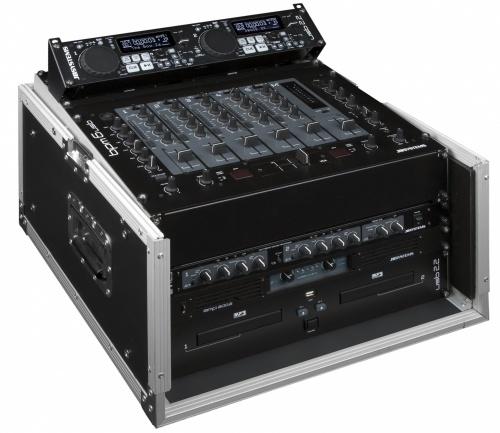 Flightcases geluid DJ & PA