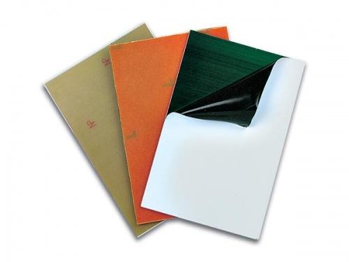 fotogevoelige printplaat 230 x 220mm - glasvezel - ss - PFS4