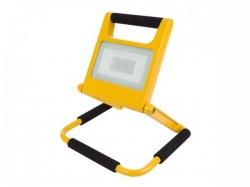 herlaadbare led-werklamp - slank design - 20 w - 4000 k - ewl422nw-r