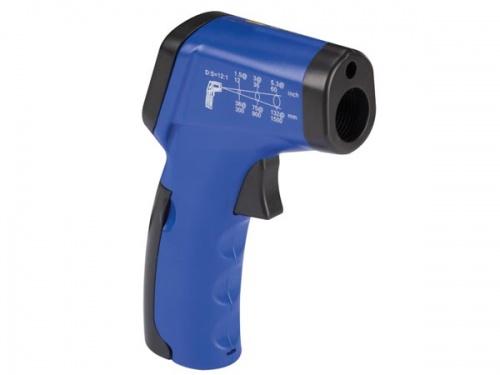 contactvrije ir-thermometer met laserpointer (-50° c tot +330° c) - dem100