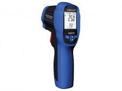 ir-thermometer met k-type ingang (-50° c tot +500° c) - DEM102