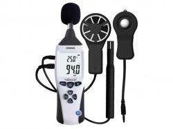 multifunctionele 5-in-1 omgevingsmeter - DEM900