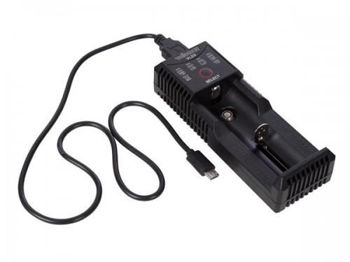 intelligente lader voor nimh/nicd/li-ion/li-fepo4 batterijen - vle9