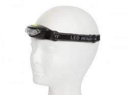hoofdlamp met 3 zeer heldere witte leds - ehl7n