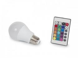 ledlamp - 7.5 w - e27 - rgb & warmwit - lal1j5c