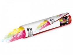 set lichtstaafjes Ø 0.5 x 20 cm - verschillende kleuren (50 st./doos) - hqls10001