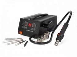 soldeerstation voor smd-componenten - esd-veilig - 600 w - vtssd5
