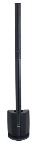 Line array PA-systeem met actieve subwoofer, kolom luidspreker en ingebouwd mengpaneel met o.a. Bluetooth® ingang - mojo500line