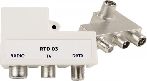 RTV push-on adapter fm-tv-date - rtd03