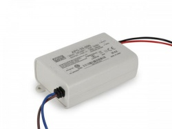 constant current led driver - single output - 350 ma - 25 w - apc-35-500