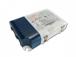 multiple-stage output current led power supply  - 25 w - selectable output current with pfc - lcm-25da
