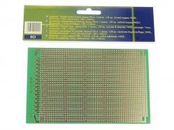 eurocard ic patroon - 100x160mm - fr4 (25st./doos) - B/ECI