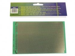eurocard volle-lijn patroon - 100x160mm - fr4 (1st./bl.) - ECL
