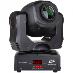 LED Moving head met zeer heldere 35 Watt LED - clubspot