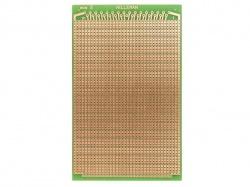 eurocard 3 gaten per eiland - 100x160mm - fr4 (1st./bl.) - ECS3
