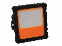 draagbare herlaadbare led-werklamp - 20 w / 1400 lm - met dimfunctie - ewl432nw-r
