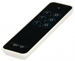 Smart Home Afstandsbediening - 3 / 433 MHz - dio-domo25