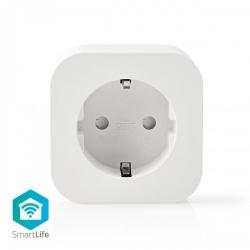 Wi-Fi smart plug | Schuko Type F | 10 A - wifip130fwt
