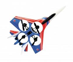 R/C-Drone Blauw/Rood - 2f-1010