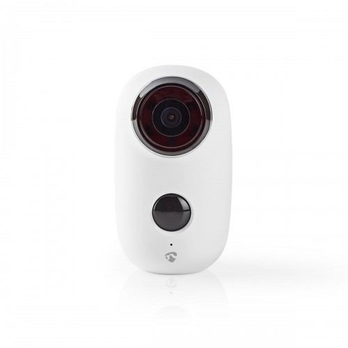 Rechargeable IP Camera | Outdoor | PIR Motion Sensor | microSD | 6000 mAh - wificbo10wt