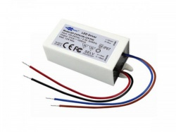 led power supply single output 12 vdc 12 w - gp-cvp012n-12v