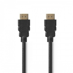 Ultra High Speed HDMI™-Kabel | HDMI™-Connector - HDMI™-Connector | 2,00 m | Zwart - cvgp35000bk20