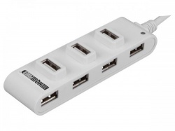 high-speed usb 2.0 hub - 7 poorten - hqm121c