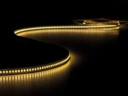 flexibele led strip - warm wit 2700k - 1080 leds - 5m - 24v - lq24n680ww27n