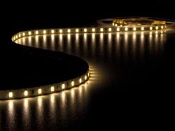 flexibele led strip - warm wit 2700k - 300 leds - 5m - 24v - lq24n730ww27n