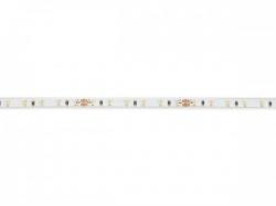 slimline flexibele ledstrip - wit 2700k - 120 leds/m - 4 mm breed - 24 v - ip20 - cri90 - e24n352w27