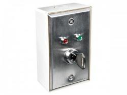 paneel met sleutelschakelaar - haa80