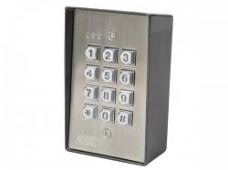 codeklavier - 2 relaisuitgangen - vandaalbestendig - haa9350