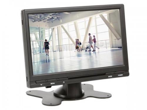 """7"""" digitale tft-lcd monitor met afstandsbediening - 16:9 / 4:3 - mon7t1"""