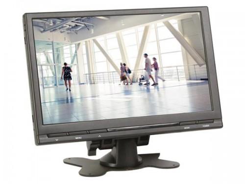 """9"""" digitale tft-lcd monitor met afstandsbediening - 16:9 / 4:3 - mon9t1"""