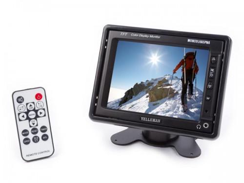 """5.6"""" tft-lcd-monitor met afstandsbediening - moncolha5pn6"""