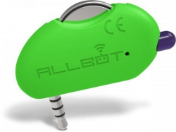 allbot® optie: ir-zender voor smartphone - vr001