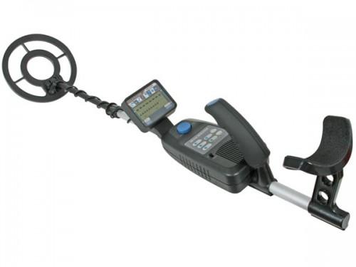 metaaldetector met lcd-scherm - cs300