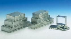 dubbele rfi behuizing - 161 x 68 x 27mm - tk294