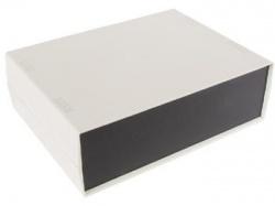 instrumentbehuizing - grijs 250 x 190 x 80mm - wcah2507