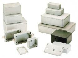 waterdichte aluminium behuizing - 171 x 121 x 55mm - g1201