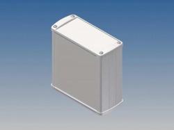 aluminium behuizing - wit - 110 x 105.9 x 45.8 mm - tk31.7