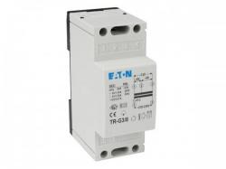 beltransformator voor din-railmontage - 230 vac - 8 va - 12 vac-8 vac-4 vac - tr-g3/8