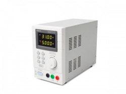 programmeerbare labovoeding 0-30 vdc / 5 a max. - dubbele led-display met usb 2.0-interface - labps3005dn