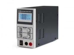 schakelende dc-labo voeding 0-30 vdc / 0-10 a max met lcd-scherm - labps3010sm