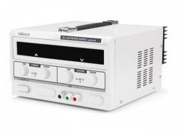 dc-labovoeding 0-30 vdc / 0-20 a max met dubbel led-scherm - labps3020