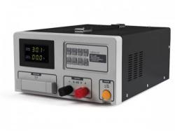 schakelende dc-labovoeding 0-60 vdc / 30 a max met led-scherm - labps6030sm