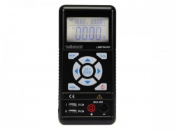 draagbare schakelende labovoeding 0-30 vdc / 0-3.75 a max. met lcd-display - labpshh01