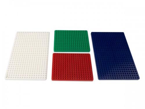 set montageplaten voor mini breadboards - 4 st. - vtbb7