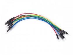 set draadbruggen - 1 pin mannelijk naar mannelijk - 5.9
